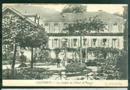 Cauterets - Les Jardins De L'hotel De France  - Ia69 - Cauterets