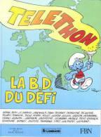 TELETHON LA BD DU DEFI LOMBARD 06-1990 - Editions Originales (langue Française)