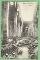 88 MENIL-sur-BELVITTE - Intérieur De L'église - Francia