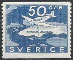 SUEDE - Aéroport De Bromma Neuf TTB - Unused Stamps