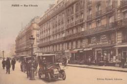 CPA 75 PARIS RUE D' ARCOLE Edition EYNARD LIBRAIRE - Arrondissement: 04