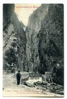 Gorges De Carança Un Barrage Dans Les Gorges - Autres Communes