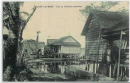 SAINT-LAURENT. - Case De Pêcheurs Annamites - Saint Laurent Du Maroni