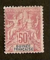 Guinée N°11 N* TB Cote 50 Euros !!! - Non Classificati