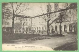 81 ALBI - Intérieur Du Collège De Jeunes Filles - Albi