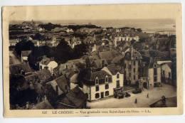 LE  CROISIC--Vue Générale Vers St Jean De Dieu  N° 137  éd LL--- - Le Croisic