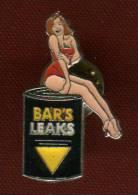 Pin's Pin'up Bar's Leaks - Pin-ups
