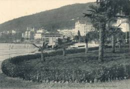 (603) Very Old Croatia - Abbazia = Opatija - Salt Lake City
