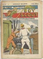 """Fascicule, """"Le Tour Du Monde D'un Boy Scout"""" -  Nouvelles Complications - Arnould Galopin - N° 57 - Libros, Revistas, Cómics"""