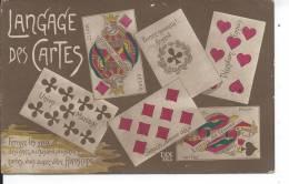 LANGAGE DES CARTES - Cartes à Jouer