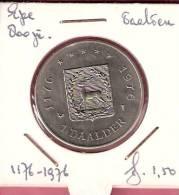EPE DAALDER 1976 800 JAAR EPE 1176-1976 - Pays-Bas