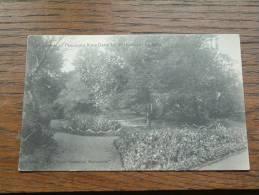 Pensionat Notre-Dame Des VII Douleurs RUYSSELEDE - Le Jardin / Anno 19?? ( Zie Foto Voor Details ) ! - Ruiselede