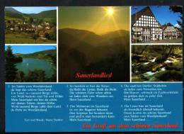 E1844 Sauerlandlied (Sauerland Song ) - Text Und Musik: Heinz Dumker - Ein Gruss Aus Dem Schonen Sauerland - Germania