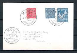 SVERIGE, 01/03/1964, VASALOPPET  -  MORA  (GA1418) - Winter 1964: Innsbruck