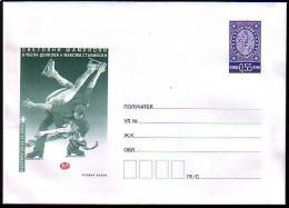 BULGARIA / BULGARIE - 2006 - Albena Dencova - Maxim Staviisky - Patinage Artistique - Champion Du Mond - P.St.** - Kunstschaatsen