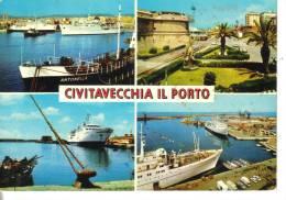 Civitavecchia-il Porto - Italia