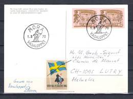 SVERIGE, 01/03/1970 Vasaloppet - MORA (GA1719) - Hiver 1968: Grenoble