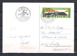 SVERIGE, 03/03/1968 Vasaloppet - MORA (GA1727) - Hiver 1968: Grenoble