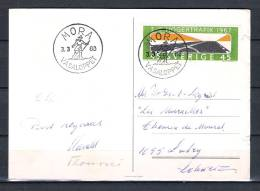 SVERIGE, 03/03/1968 Vasaloppet - MORA (GA1727) - Winter 1968: Grenoble