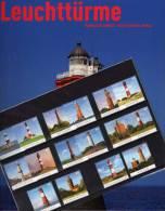 Bildband Neu Leuchttürme Plus Set Deutschland 2473-2012 ** 27€ Leuchtturm Architektur An Nordsee/Ostsee Book Of Germany - Technique