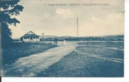 CONGO FRANCAIS - KINDAMBA - Maison Des Pères Et La Plaine - Congo Français - Autres