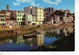 BETANZOS RIO MANDEO  ESPAÑA  OHL - La Coruña