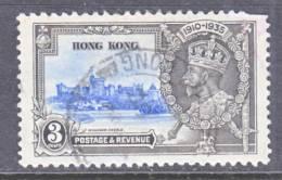 Hong Kong 147  Fault   (o) - Hong Kong (...-1997)
