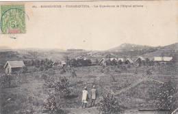 Madagascar Fianarantsoa Les Dependances De L'Hopital Militaire - Madagascar