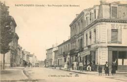 33 SAINT LOUBES RUE PRINCIPALE COTE BORDEAUX - France