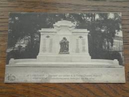 Gedenkteeken Aan De Slachtoffers Van Den Oorlog / Anno 19?? ( Zie Foto Voor Details ) !! - Vilvoorde