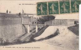 17 - île MADAME  île De Ré - N° 409 ( Canton De St-agnant ) Le Fort Ou Sont Internés Les Diciplinaires - Ile De Ré