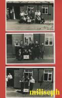 3 Photos Carte. Postale. - BERLIN 1943 - Logements Travailleurs Obligatoire Déportés - Lager Weidmanluster Dam   (2552) - 1939-45