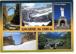 GAVARNIE Cirque Village Pont Napoléon N D Neiges Breche Rolland - Multivues - Gavarnie