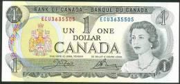 CANADA , 1 DOLLAR 1973 , P-85c , UNC - Canada