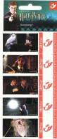 """Duostamp Bloc-Feuillet De 5 Timbres """"Harry Potter"""" - Bandes Dessinées"""