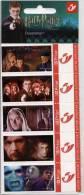 "Duostamp Bloc-Feuillet De 5 Timbres ""Harry Potter"" - Comics"