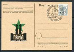 1948 Germany Munich Esperanto Congress Card - Esperanto