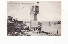 Carte 1930 LA CABOTIERE Le Jour De L'embarquement Du Premier Bateau De Minerai / DIELETTE - Andere Gemeenten