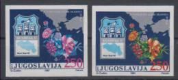 Yugoslavia Philatelia Exhibition Of Balkanian Countries Imperforated 1987 MNH ** - Jugoslawien