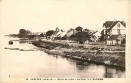 VARADES       BORDE DE LOIRE - Varades