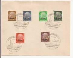 S720 - STRASSBURG - Tag Der RUDERSPORTS - 6 Avril 1941 - STRASBOURG - - Marcophilie (Lettres)