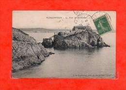 Plougonvelin Le Fort Edit: Bourdonnec Brest De1923 - Plougonvelin