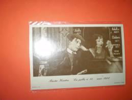 A266 Buster Keaton La Palla N.13 Cm13.5x9 - Attori