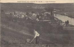 77 NANTEUIL-SUR-MARNE - Les Coteaux - Autres Communes