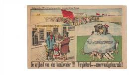 CARTE POSTALE BELGE - Belgique