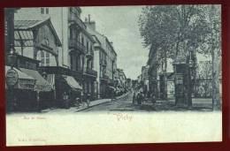 Cpa Du 03  Vichy  Rue De Nîmes   RAM21 - Vichy