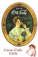 COCA-COLA * SOFT DRINK * WOMAN * GIRL * CALENDAR * Divky 2012 2 * Czech Republic - Calendarios