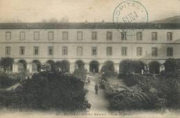 Blida Hopital Militaire Avec Cachet Hopital Militaire No 20 Edit Hirondelle - Blida