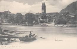 UNTERSEEN - SUISSE SCHWEIZ SVIZZERA-   BELLA FOTO D´EPOCA ORIGINALE 100% - Svizzera