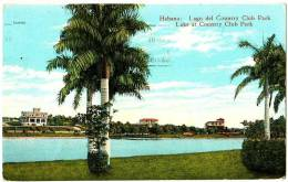 Habana: Lago Del Country Club Park - Lake At Country Club Park - Cuba